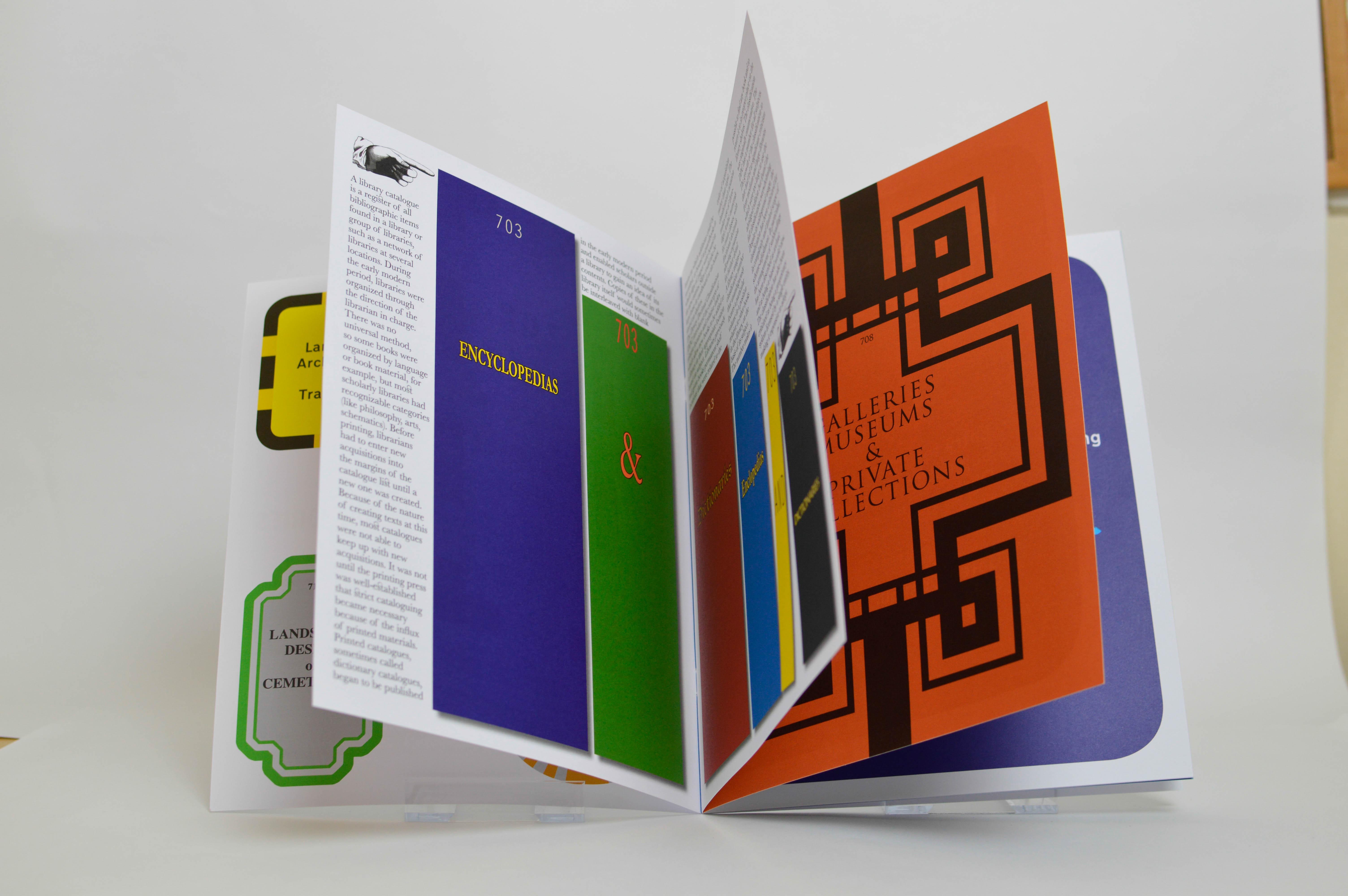 Typecast, artists' book, digital print, vinyl overlay tipped in, 2016